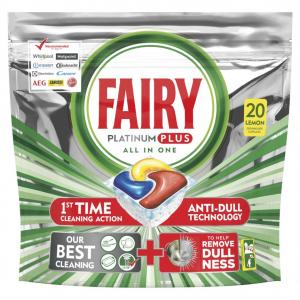 FAIRY CAPS PLATINUM PLUS ΛΕΜΟΝΙ 5X20