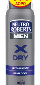 NEUTRO SPRAY X  DRY 150ML (1+1Δ)