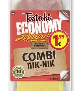CRETA FARMS TOSTAKI ECONOMY COMBI PACK ΠΙΚ ΝΙΚ 1.99€ 360gr