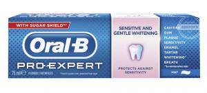 ORAL-B PRO-EXPERT SENSITIVE & WHITENING  75ML