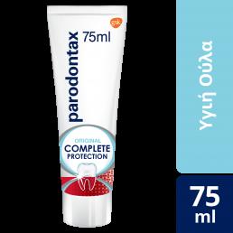 Parodontax Complete Protection Original, Οδοντόκρεμα Για Ούλα που Αιμορραγούν 75ml