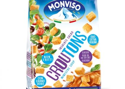 CROUTONS CLASSIC FOR SOUP & SALAD 10x120GR