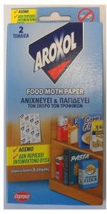AROXOL FOOD MOTH PAPER 2ΤΜΧ
