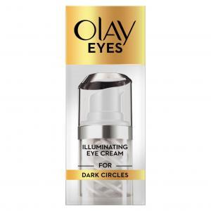 Olay Brightening Κρέμα Ματιών Λάμψης κατά των Μαύρων Κύκλων (15ml)