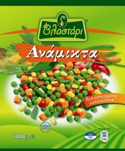 Βλαστάρι Ανάμεικτα Λαχανικά 1kg