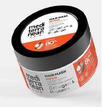 Mediterranean Hair Mask Repair Κολλαγόνο & Υαλουρονικό 250ML