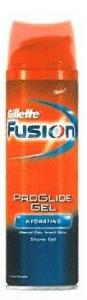 Gillette Fusion Pro Glide Hydrating Gel 200ml