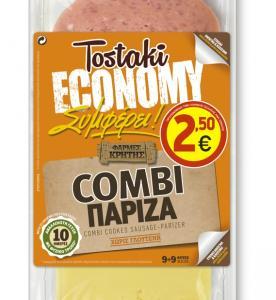 CRETA FARMS TOSTAKI ECONOMY COMBI ΠΑΡΙΖΑ 360gr