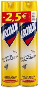 ΕΥΡΗΚΑ AROXOL ΕΝΤΟΜΟΚΤΟΝΟ 300ML