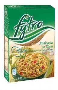 FYTRO ΚΡΙΘΑΡΑΚΙ ΣΟΓΙΑΣ 500ΓΡ