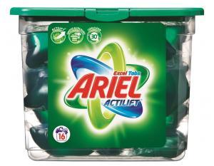 Ariel Υγρές Κάψουλες Κανονικές (16 τεμ.)