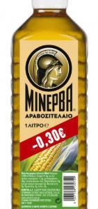 ΜΙΝΕΡΒΑ ΑΡΑΒΟΣΙΤΕΛΑΙΟ 12x1LT -0,30€