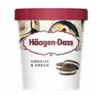 H-DAZS COOKIES & CREAM 8x460ML