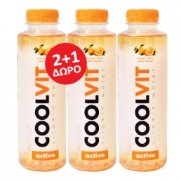 COOLVIT ACTIVE 500ML 2+1
