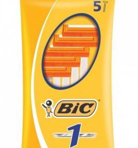 ΞΥΡΑΦΑΚΙΑ BIC1 CLASSIC (5 ΤΕΜΑΧΙΑ)