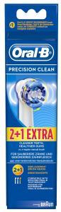 ORAL-B ΑΝΤΑΛΛΑΚΤΙΚΑ PREC.CLEAN  (2+1)Ε
