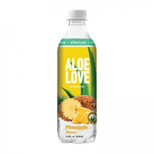ALOE LOVE DRINK ΑΝΑΝΑΣ (Χωρις Κομματια) 12x500ml