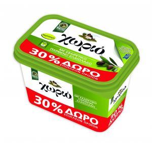 Μινέρβα Μαργαρίνη Χωριό Sost Ελαιόλαδο 500gr +30% Προϊόν Δωρεάν