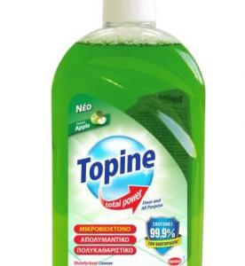 TOPINE TOTAL POWER GREEN APPLE FLOOR 1L