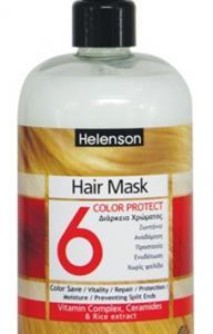 HELENSON HAIR MASK COLOR PROTECT 6 12x500ml