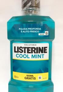 LISTERINE COOLMINT 600ML (100ML Δ)