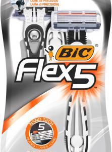 BIC FLEX 5 BL/3
